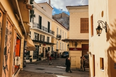 Golden Streets of Athens 1