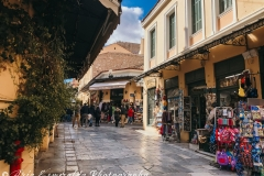 Golden Streets of Athens 2