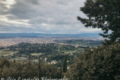 Views from Monte Ceceri